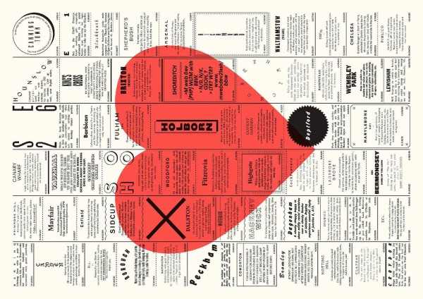 """""""London: Re-classified,"""" by ico Design"""